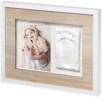Baby Art Tiny Style - Crystalline or Wooden